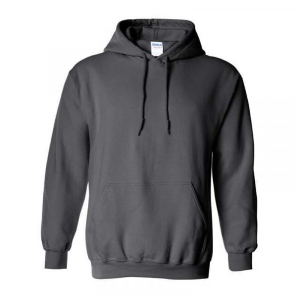 Gildan Charcoal Hoodie 18500