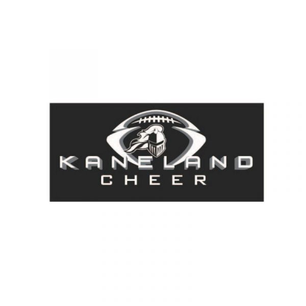 Kaneland Youth Football League Cheer Car Decals