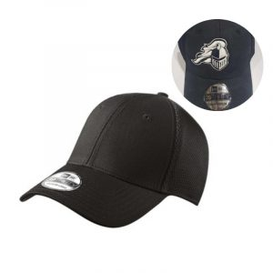 New Era Stretch Mesh Cap NE1020 Knight Head Logo