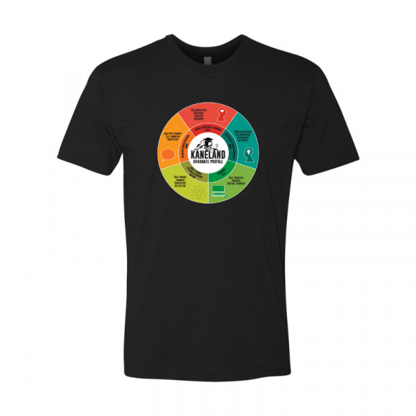 KHS Graduate Profile T-Shirt 6210 Front