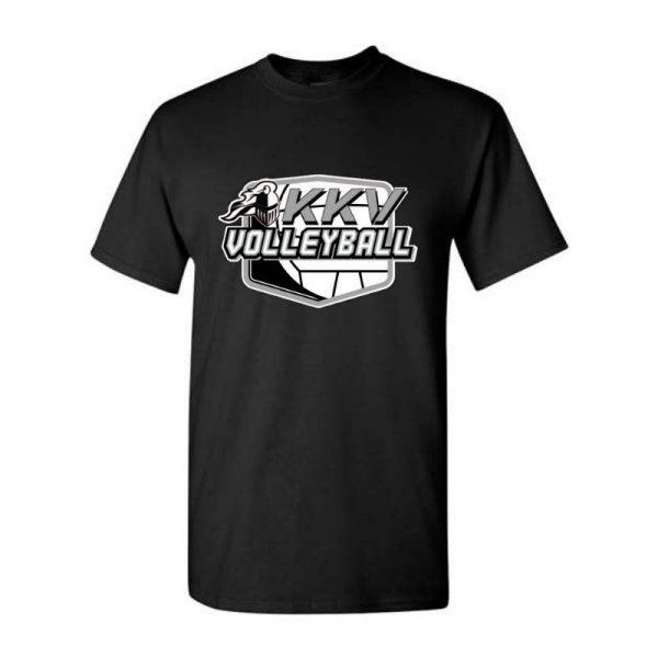 Gildan Unisex T-Shirt 5000 Black