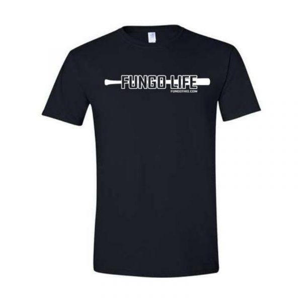 Fungo Life T-Shirt Blacl