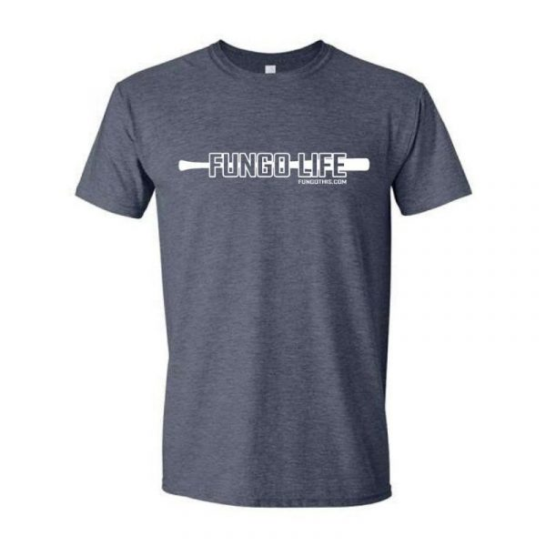 Fungo Life T-Shirt Grey