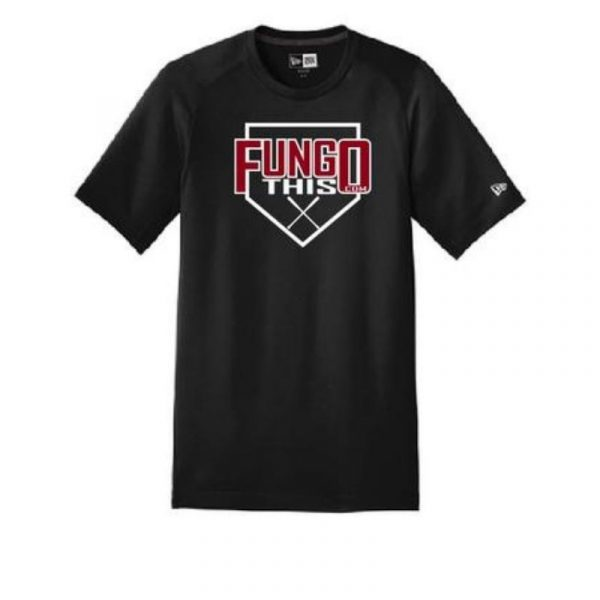 Fungo This Performance T-Shirt Black