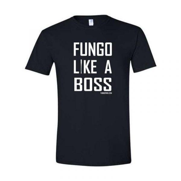 Fungo Like A Boss Black