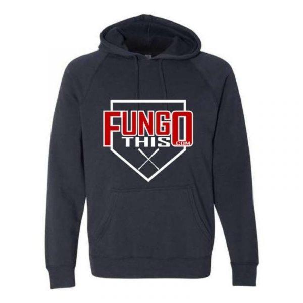 FungoThis Logo Hoodie Black