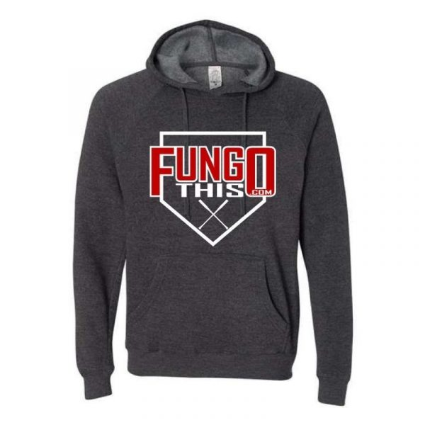 FungoThis Logo Hoodie Grey